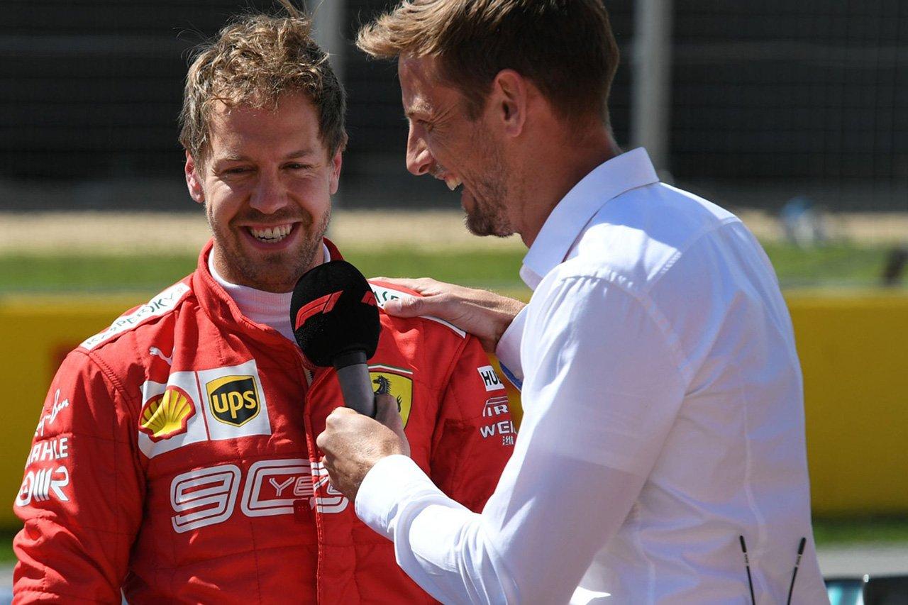 「ベッテルを追い出したのならフェラーリはイカれている」と元F1王者ジェンソン・バトン