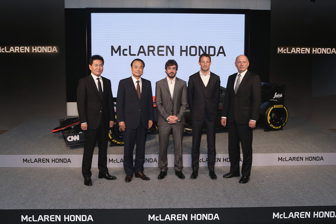 ホンダF1の歴史:第4期 「マクラーレンとの屈辱の3シーズン」