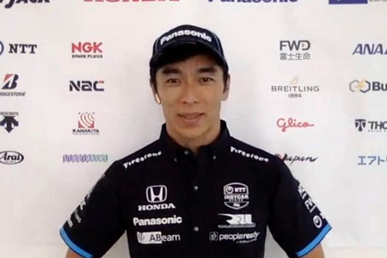 佐藤琢磨、2020年のインディカー・シーズン開幕への意気込みを語る