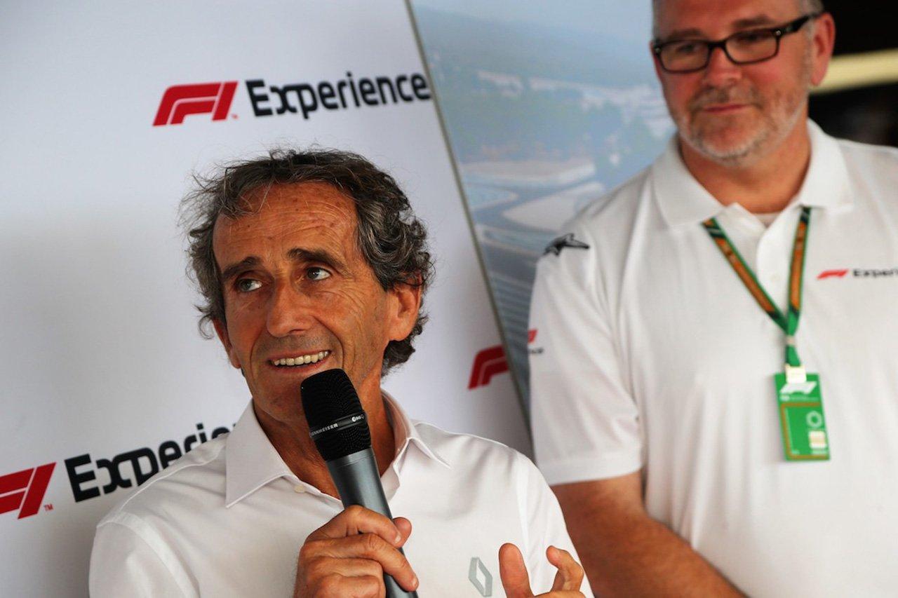F1:アラン・プロスト、カスタマーカーに反対 「考えられない」