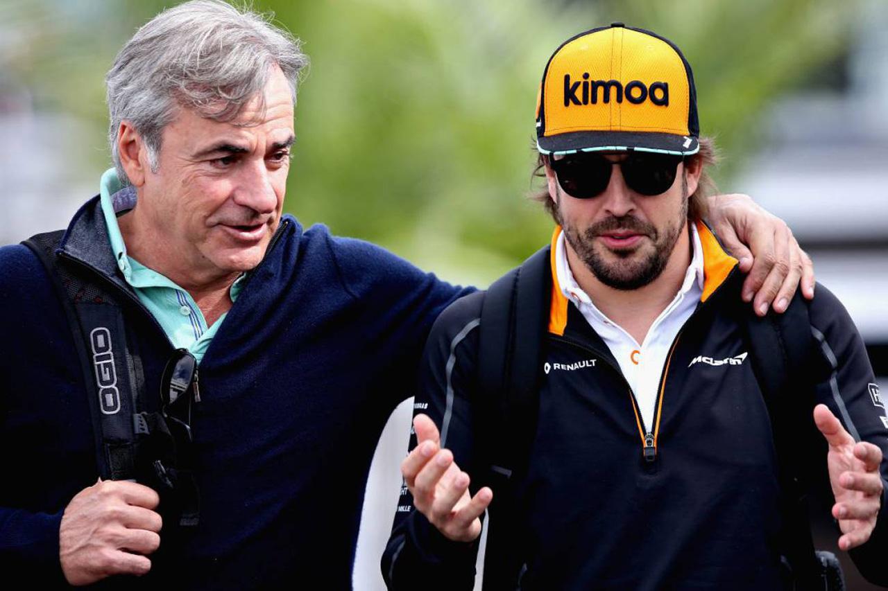 ルノーF1で復帰すべきかどうかを一番わかっているのはアロンソ自身
