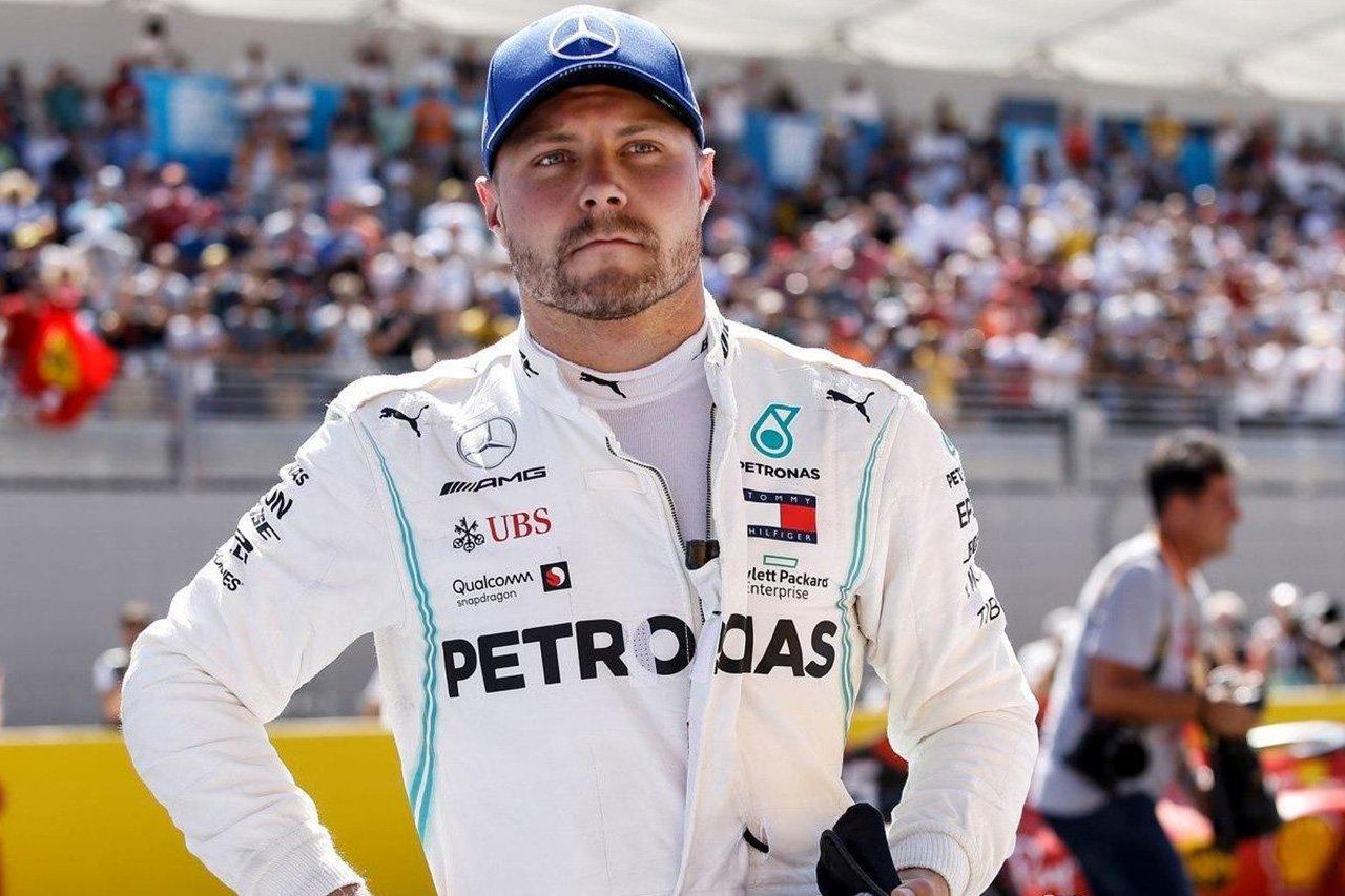 バルテリ・ボッタス、2021年の移籍についてルノーF1と接触との報道