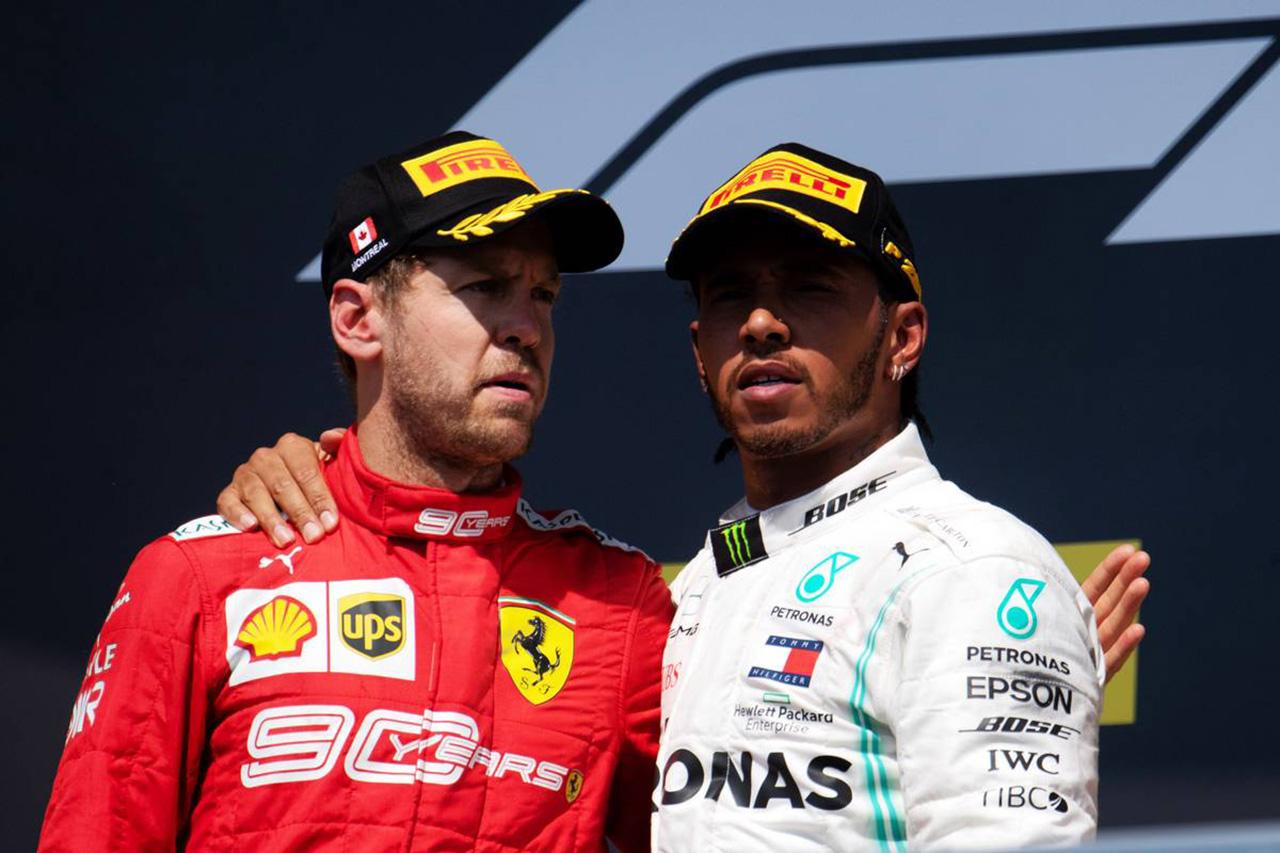 「メルセデスでハミルトンとベッテルが組めばF1に大きな価値をもたらす」とバーニー・エクレストン