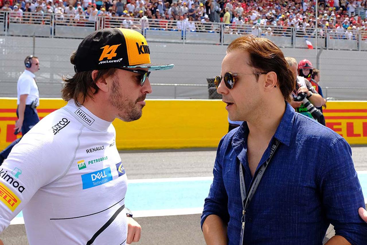 フェリペ・マッサ、フェルナンド・アロンソのルノーF1での復帰に懐疑的