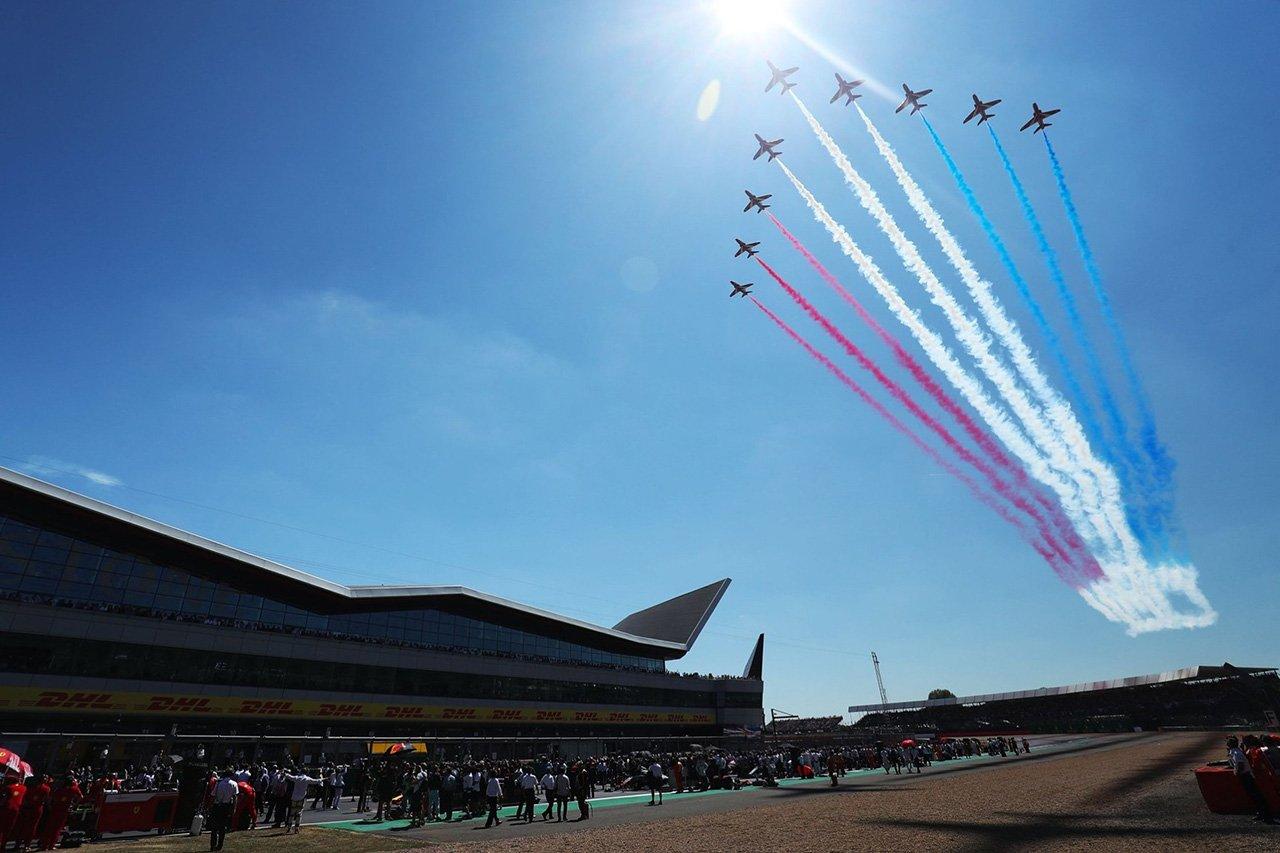 F1イギリスGP:14日間の検疫免除を認められず現状では開催不可能
