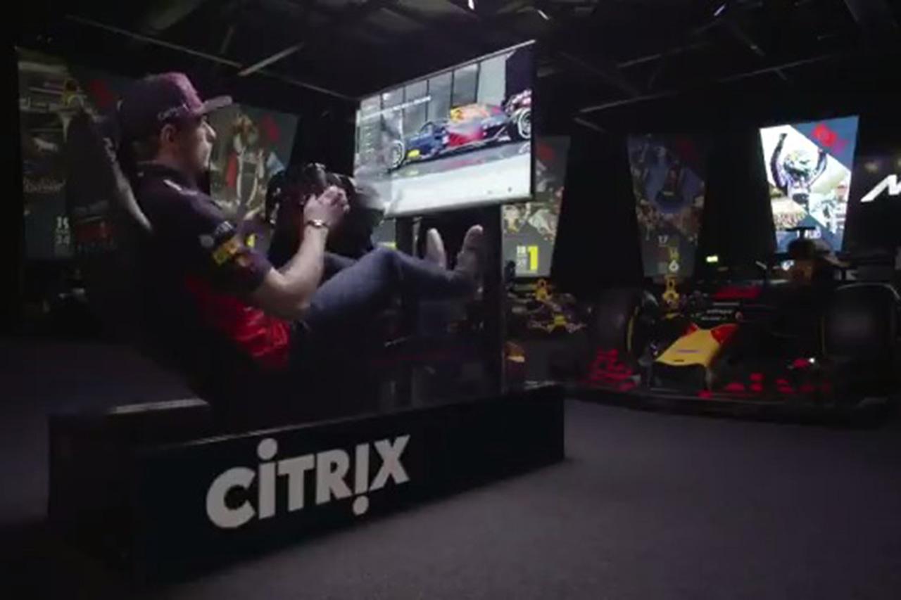 【動画】 マックス・フェルスタッペン、『F1 2019』でモナコを走行 / レッドブル・ホンダF1