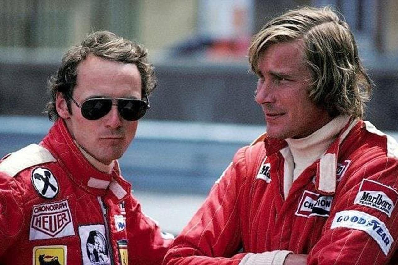 ジェームス・ハント vs. ニキ・ラウダ:1976年 F1世界選手権イン・ジャパン(富士スピードウェイ)