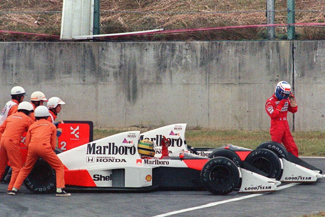 F1特集:ライバル関係が臨界点に達した瞬間 ベスト7