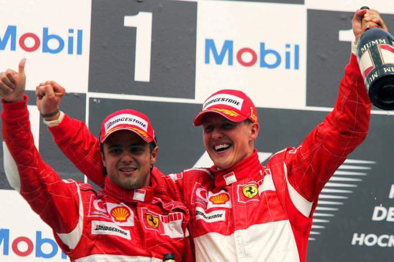 フェリペ・マッサ 「ミハエル・シューマッハの容態を知っている」 / F1ニュース