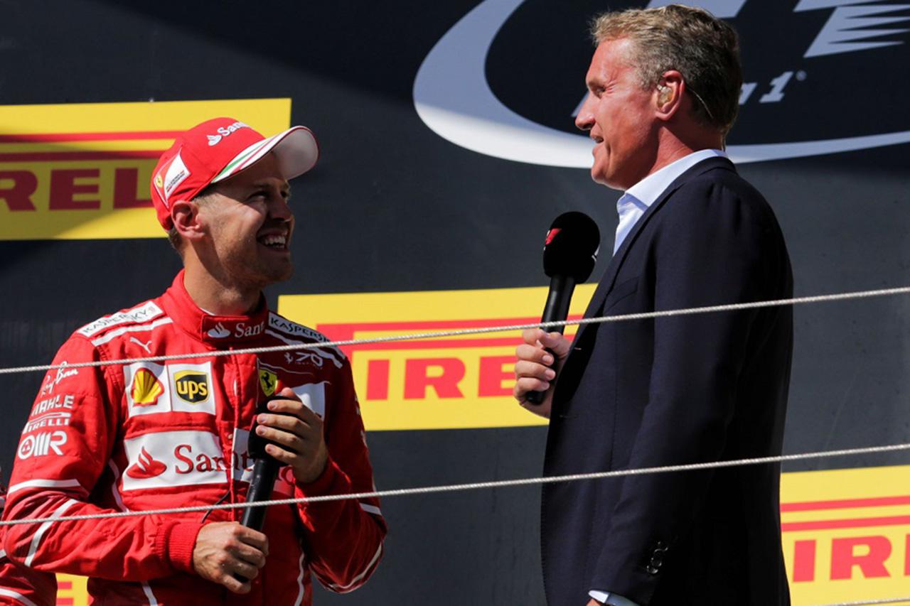「セバスチャン・ベッテルはアストンマーティンF1に行くべき」とデビッド・クルサード