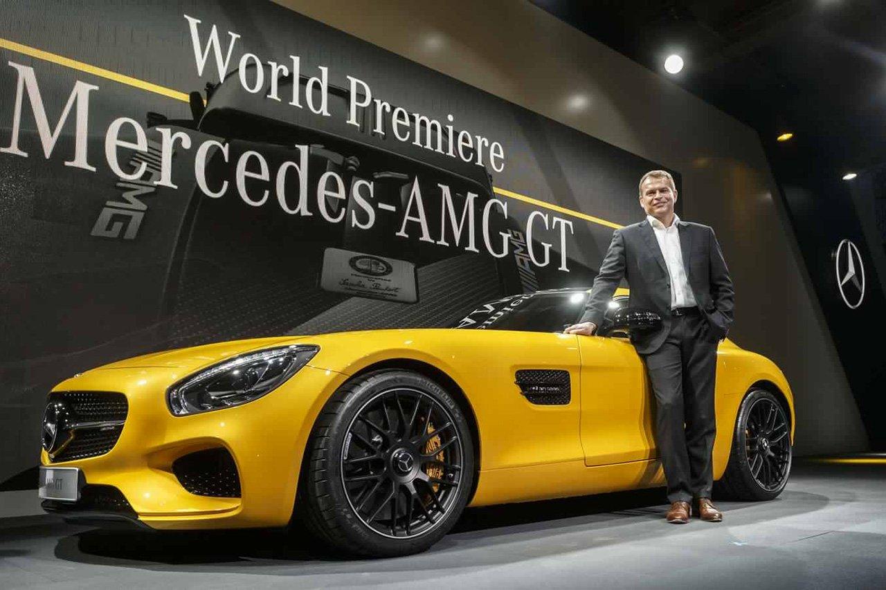 アストンマーティン、メルセデスAMGのトビアス・ムアースを新CEOに起用 / F1関連