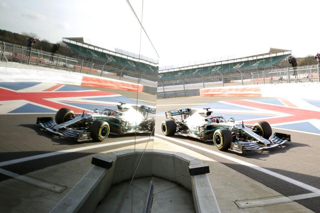 シルバーストーン、F1イギリスGPの8月への日程変更に前向き