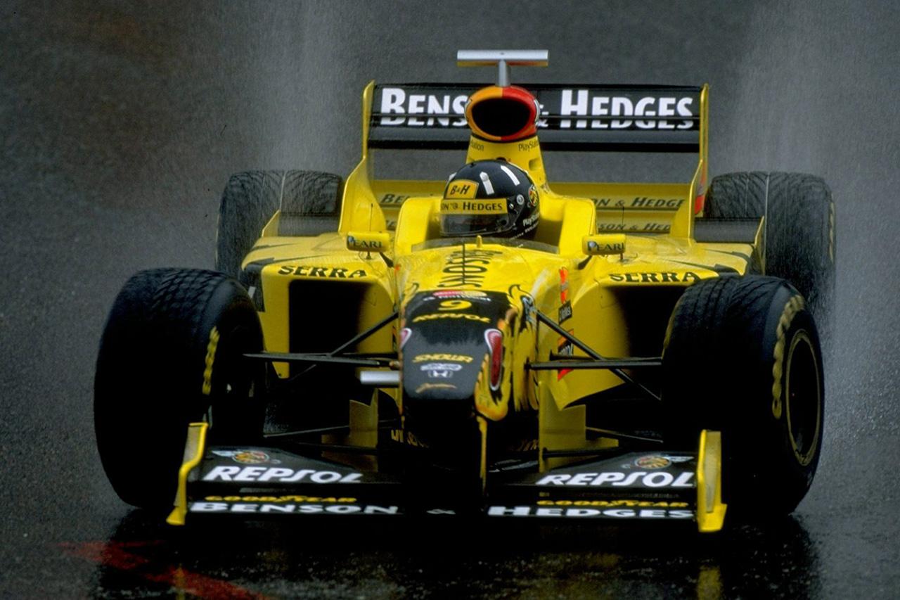 1998年F1ベルギーGP 無料配信:多重事故&ヒルによるジョーダン初勝利