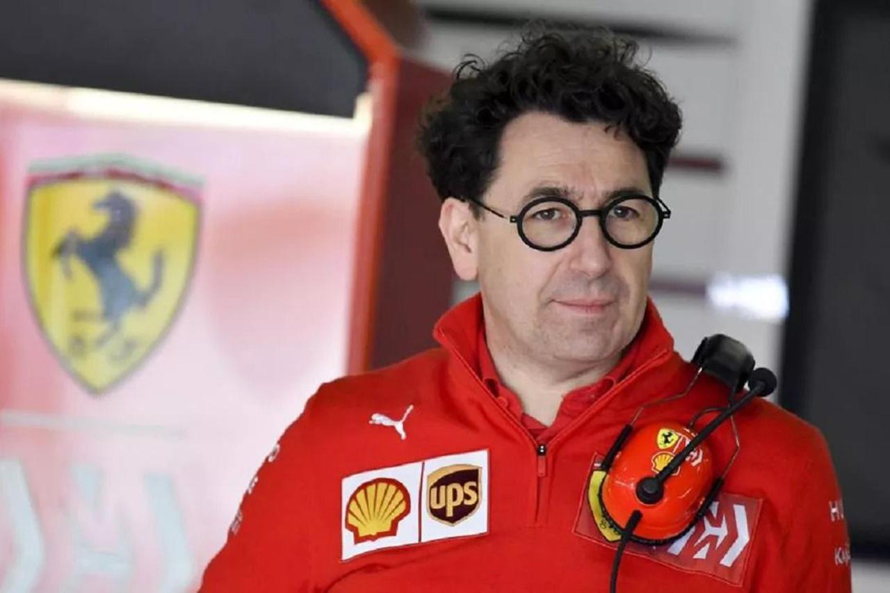 フェラーリ副社長 「ビノットは困難な状況に対応することになる」 / フェラーリF1