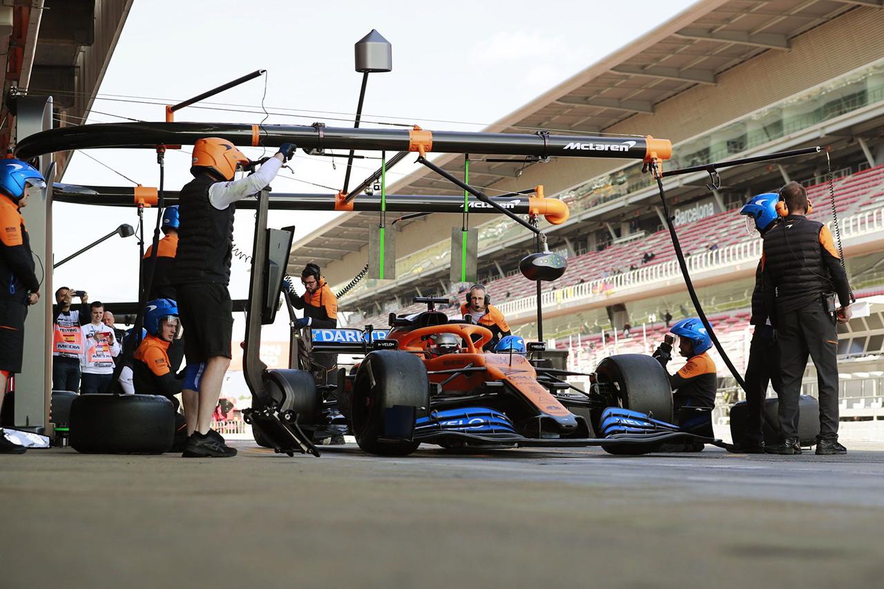 マクラーレンF1 「レギュレーション変更はファンにとって勝利」