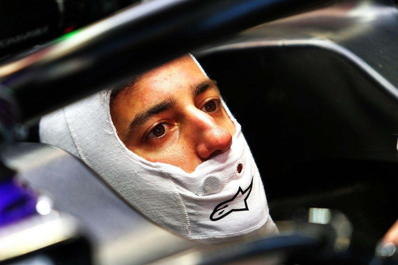 ダニエル・リカルド 「フェラーリF1と2021年について交渉していた」