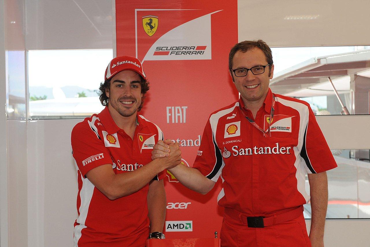 元フェラーリF1代表 「アロンソが復帰すればF1に別のレベルを与える」