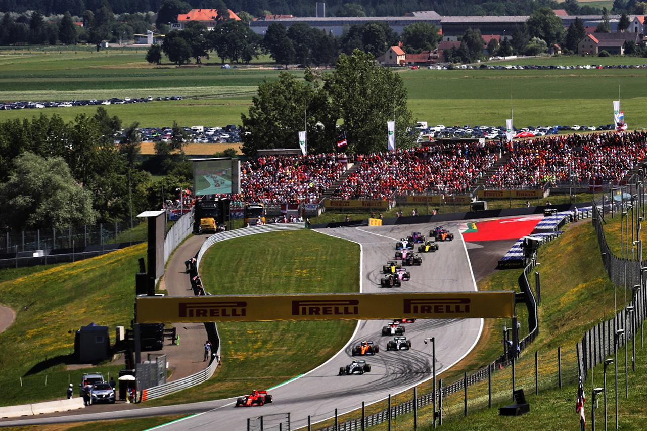 F1オーストリアGP、政府が7月5日と12日のダブルヘッダー開催を承認