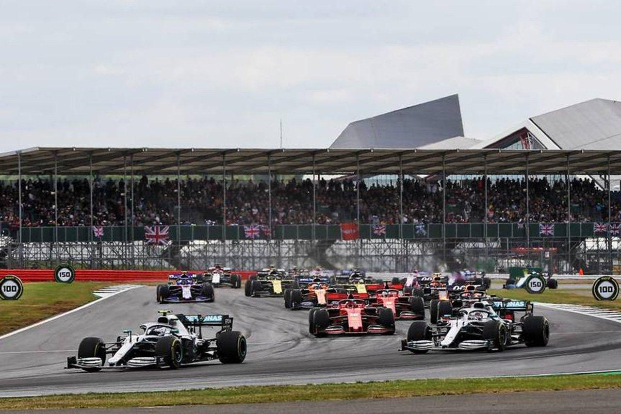 F1イギリスGP開催に追い風!政府が6月1日からプロスポーツの再開を許可