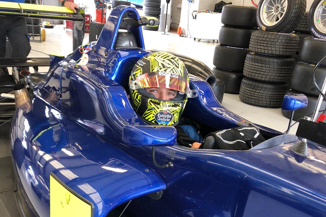 マクラーレンF1のランド・ノリス、レース再開に向けてF3マシンで肩慣らし