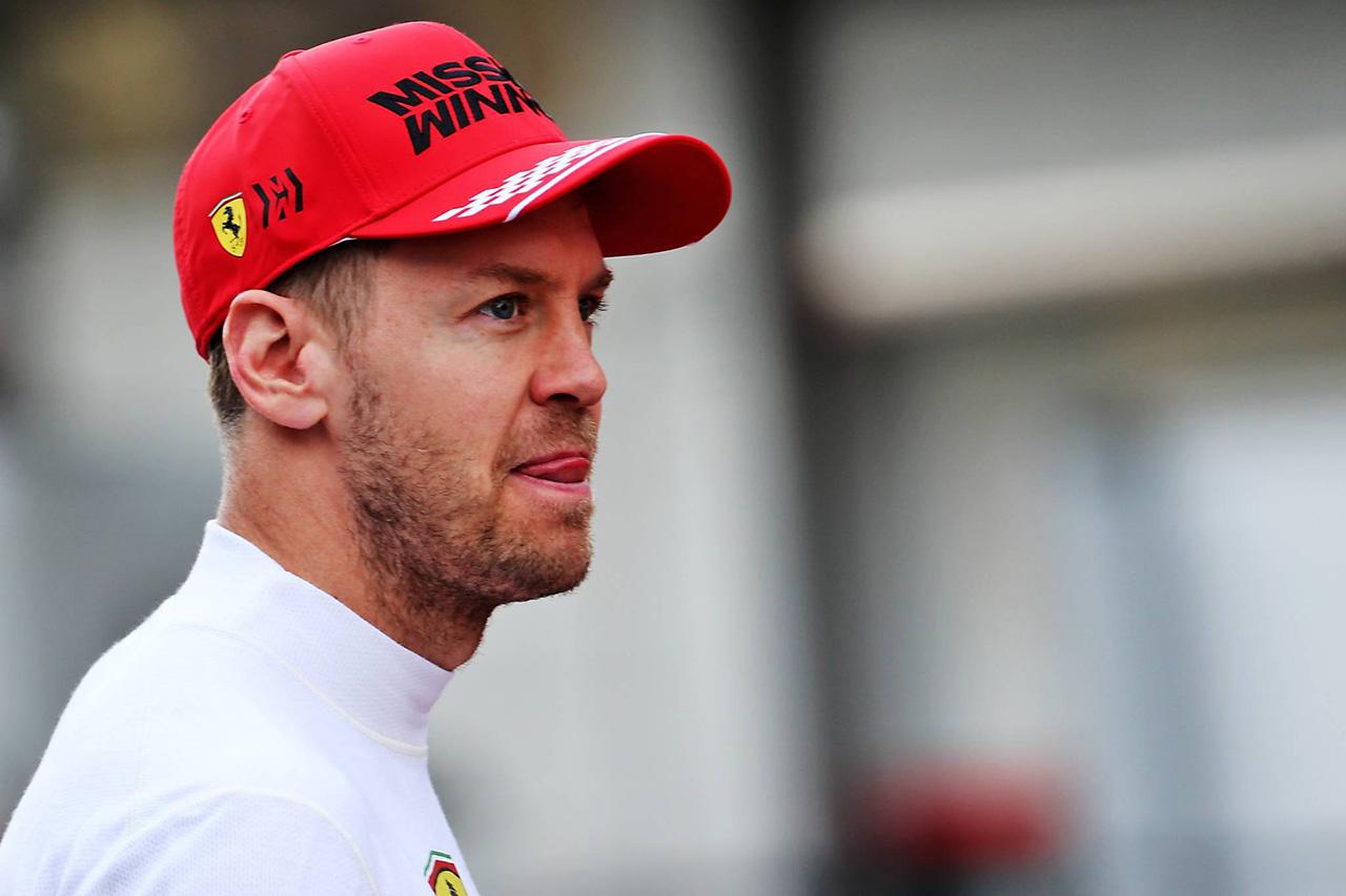 フェラーリF1代表 「ベッテルがメルセデスに加入するならばうれしく思う」