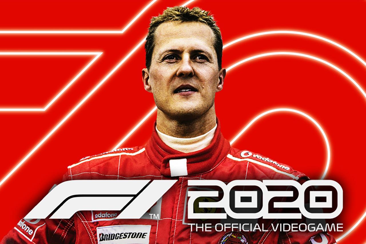 【動画】 F1公式ゲーム『F1 2020』 シューマッハ・デラックスエディション