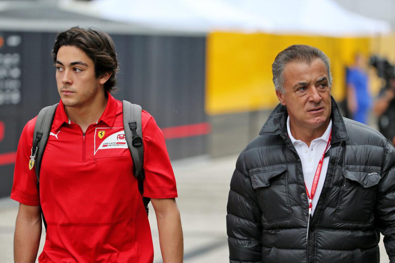 ジャン・アレジ、息子のF2活動費のためにフェラーリF40を売却 / F1関連