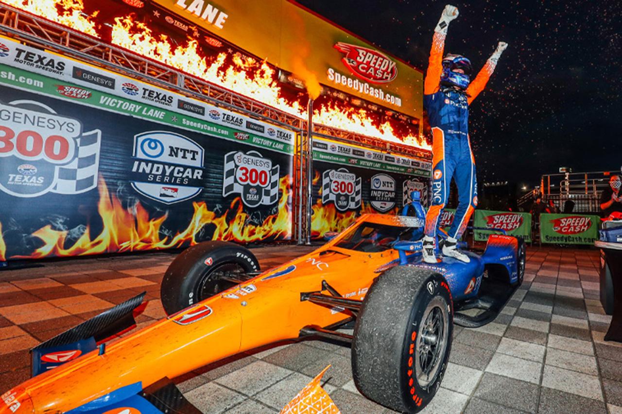 【動画】 インディカー:2020年 開幕戦テキサス 決勝レースハイライト