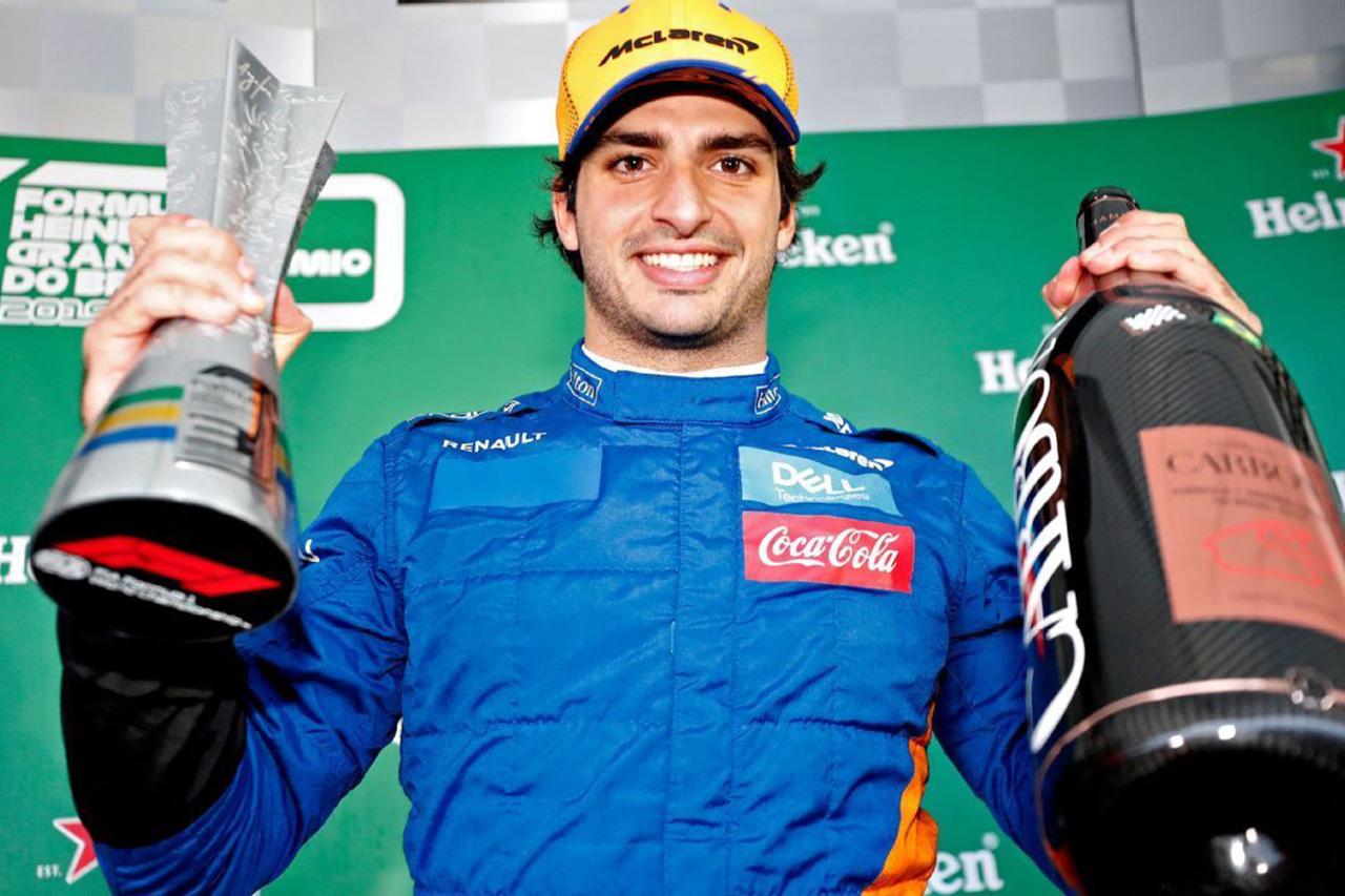 カルロス・サインツ 「ナンバー2としてフェラーリF1と契約した訳ではない」