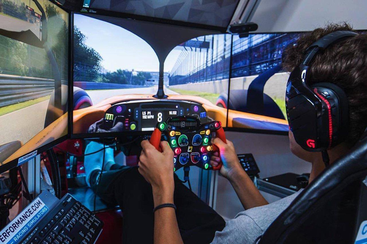 ニコ・ロズベルグ 「シムレースをしていたF1ドライバーは開幕戦で有利」