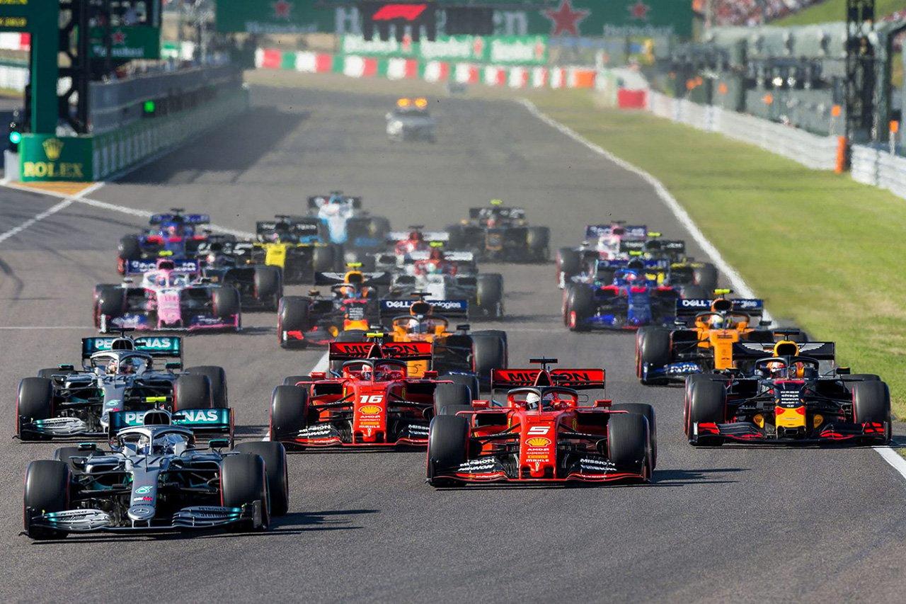F1日本GP、2020年の中止が正式決定…アゼルバイジャンとシンガポールも