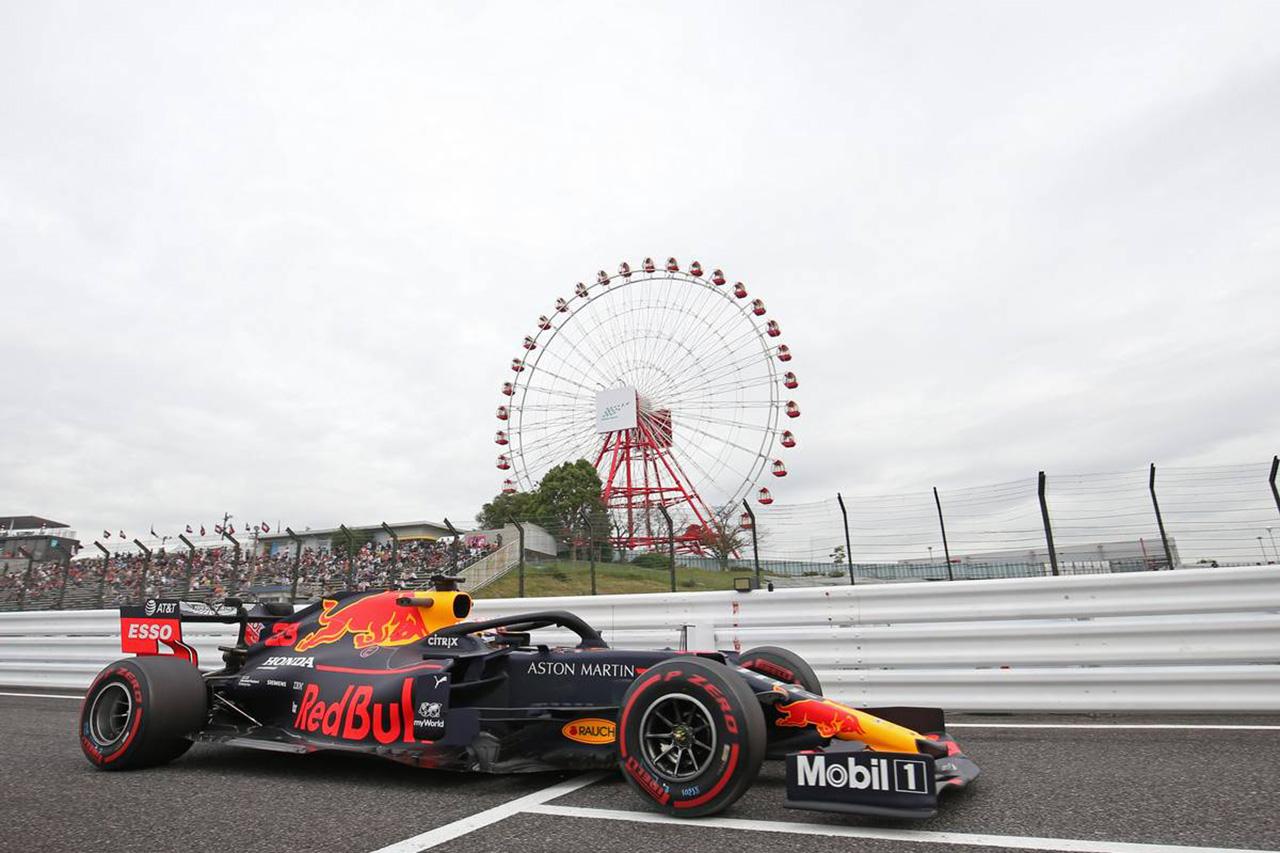 ホンダF1、F1日本GP中止に「鈴鹿で走れない悔しさを晴らしていく」