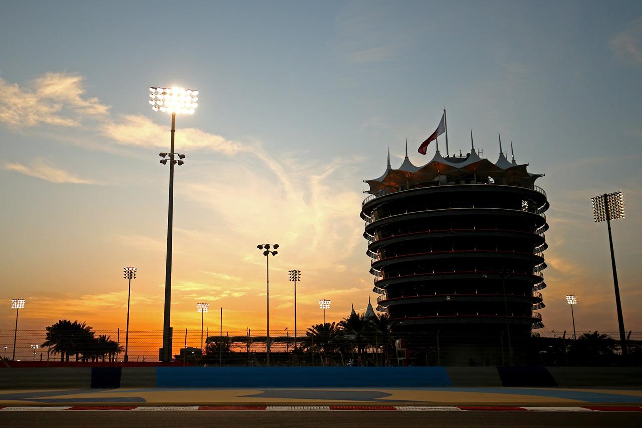 F1バーレーンGP、2レース開催の場合はオーバルレイアウト採用の可能性