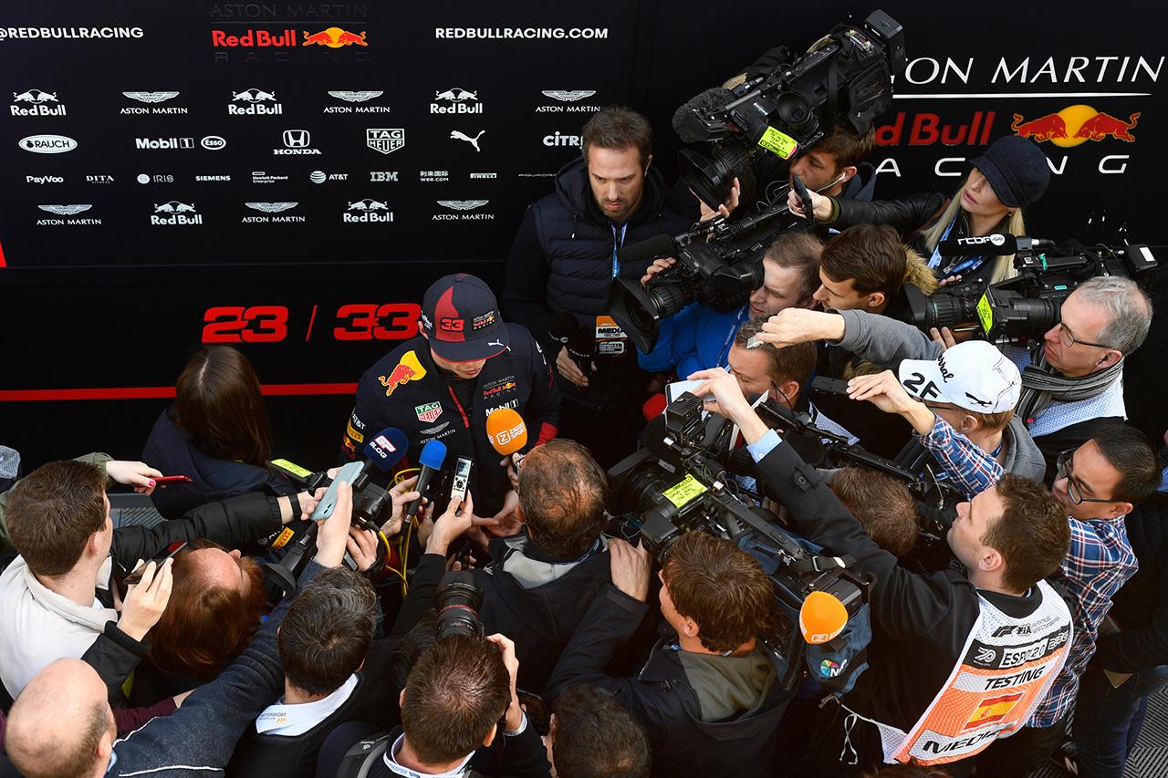 F1、序盤3戦の無観客レースに参加できるメディア担当者は10名のみ