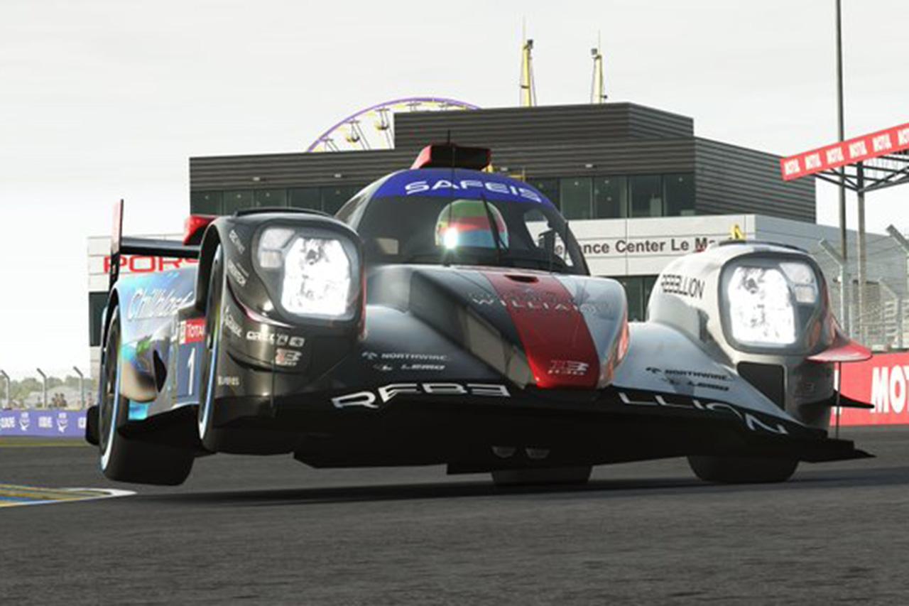 ル・マン24時間バーチャル 結果:Rebellion Williams Esports 1号車が優勝