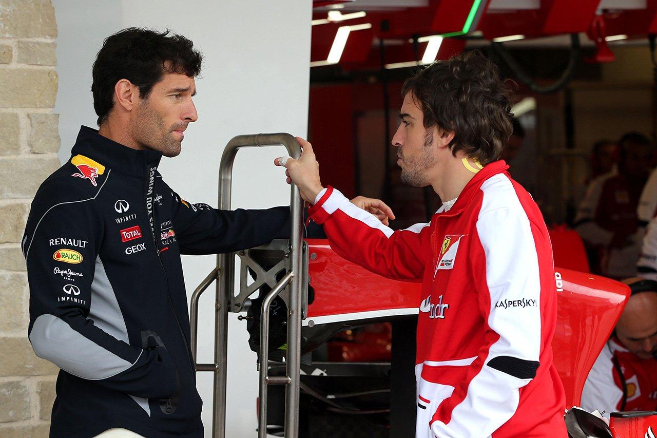 マーク・ウェバー 「アロンソにとってルノーF1での復帰は無意味」