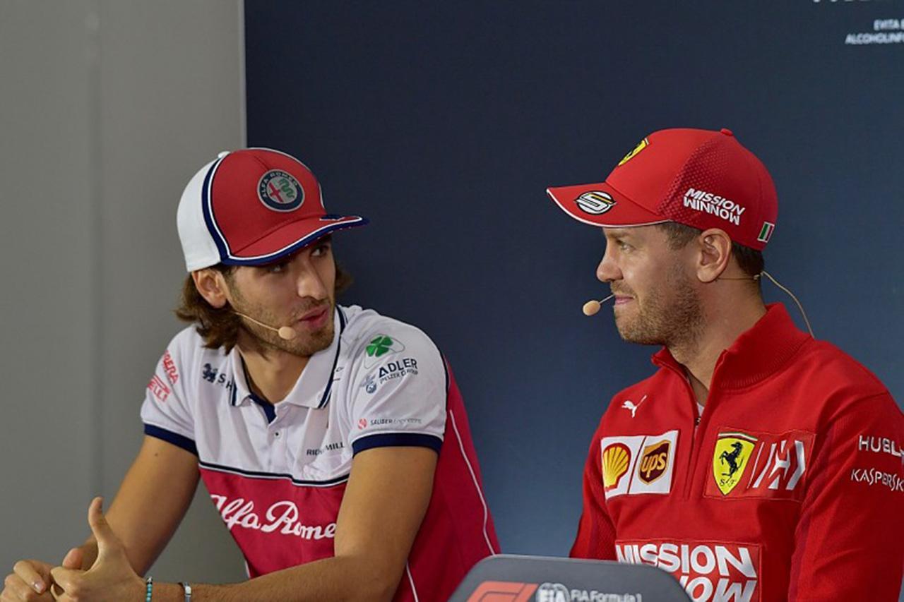 ジョビナッツィ 「2021年はフェラーリF1に昇格する時期ではなかった」