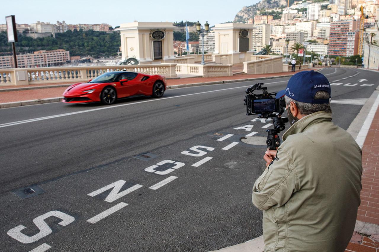 【動画】 シャルル・ルクレール主役の短編映画『Le Grand Rendez-Vous』 / フェラーリF1