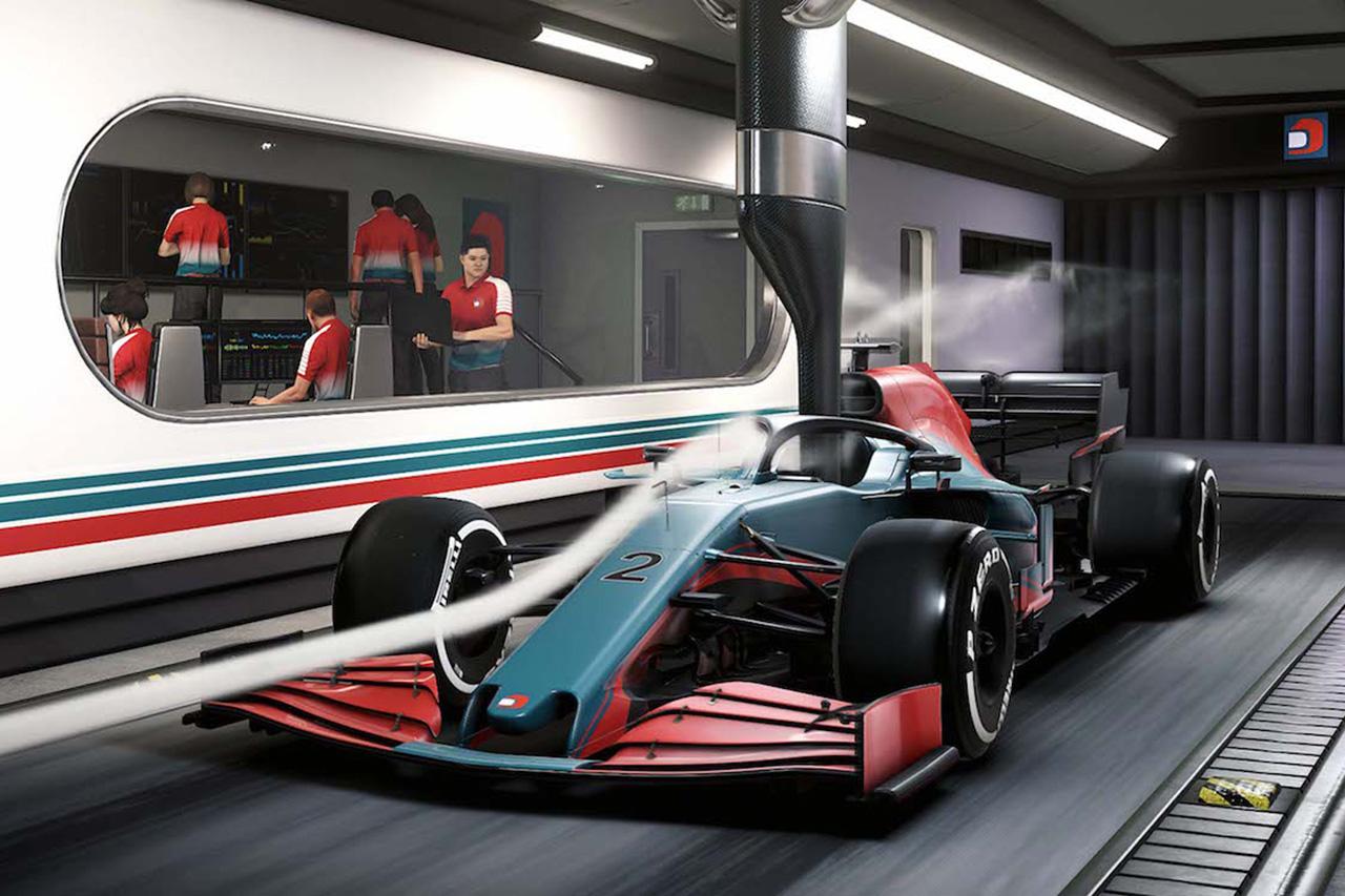 F1公式ゲーム『F1 2020』 ホンダのF1エンジンは最低評価