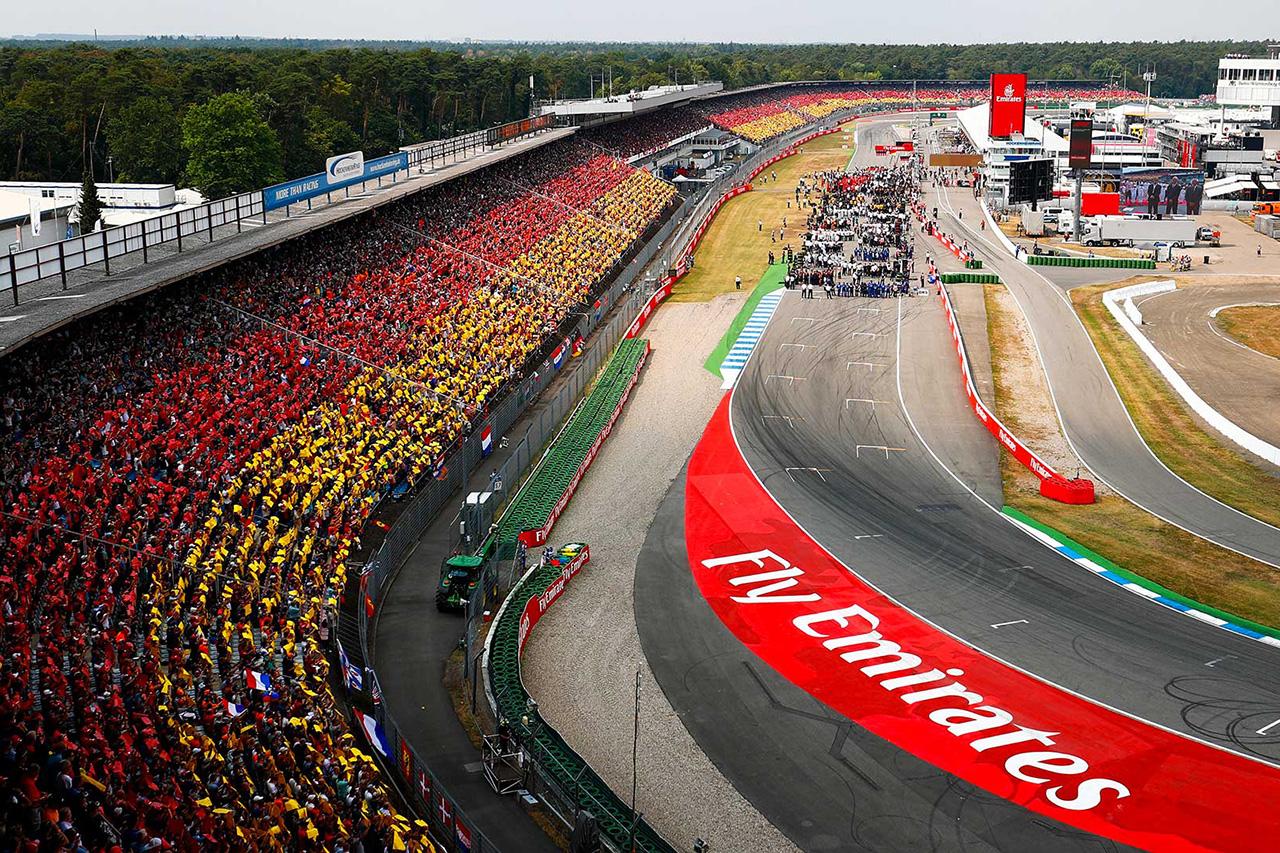 ホッケンハイム 「F1の決断をいつまでも待ち続けることはできない」