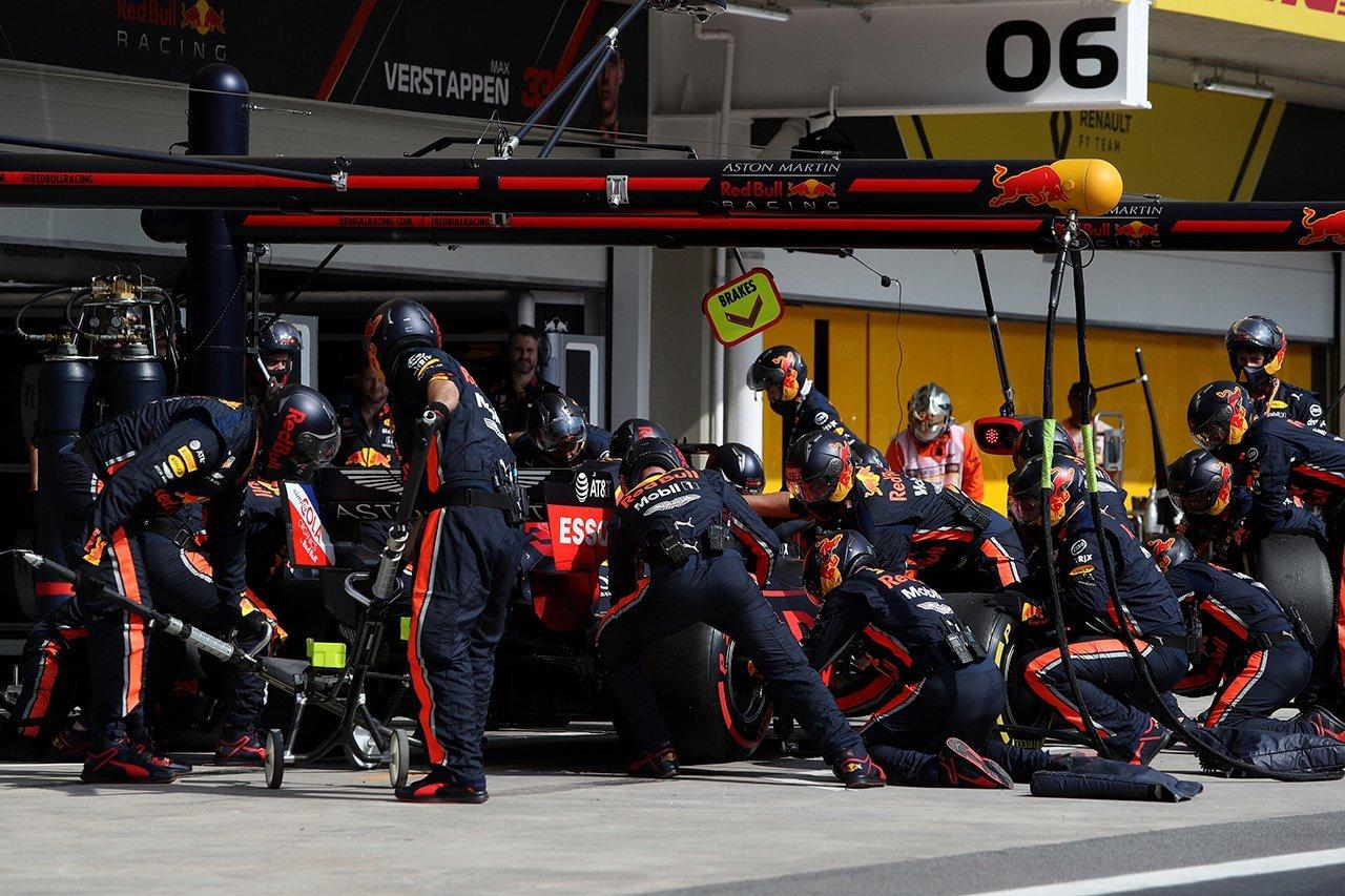 F1、コスト削減のためにピット設備の開発を9月末で凍結
