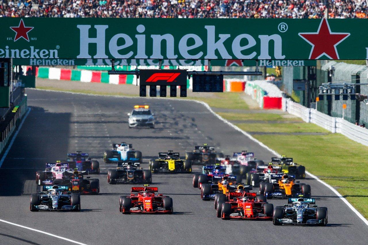 F1日本GP中止:2020年のF1カレンダーはどうなる?