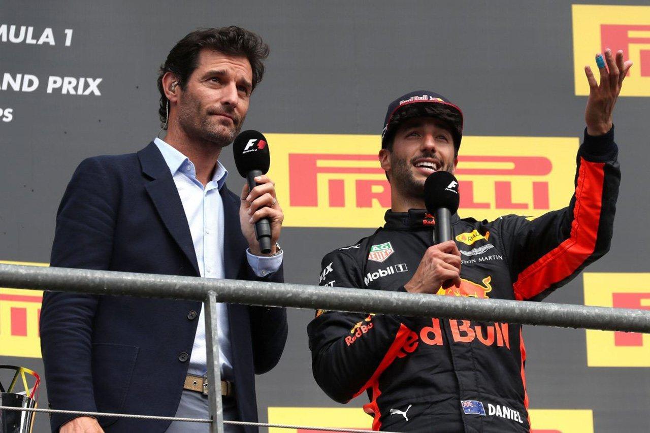 マーク・ウェバー、フェラーリF1とリカルドの2度の交渉破綻に困惑