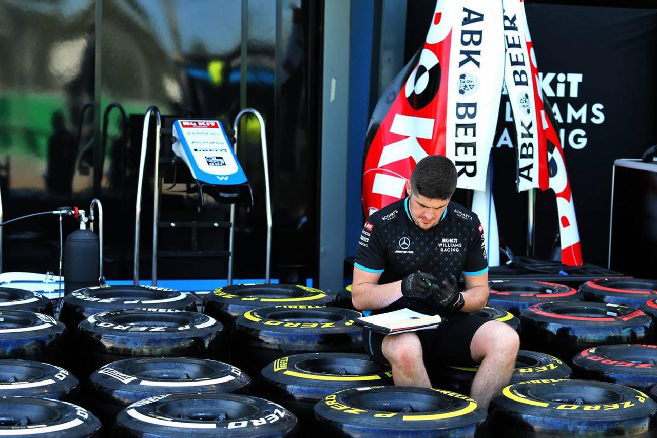 2020年シーズンはF1ドライバーごとのタイヤ選択制の廃止が決定