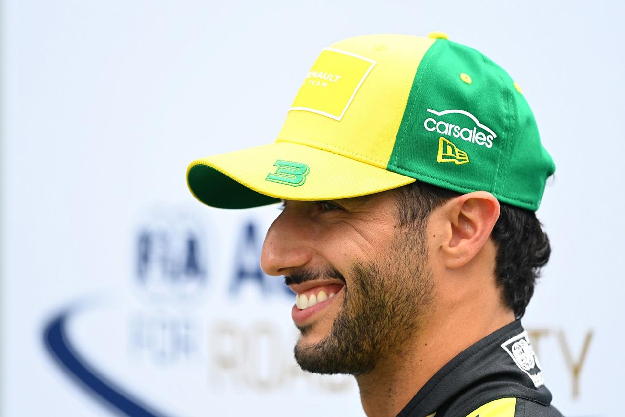 ダニエル・リカルド 「後手に回ればマクラーレンF1に移籍できなかった」