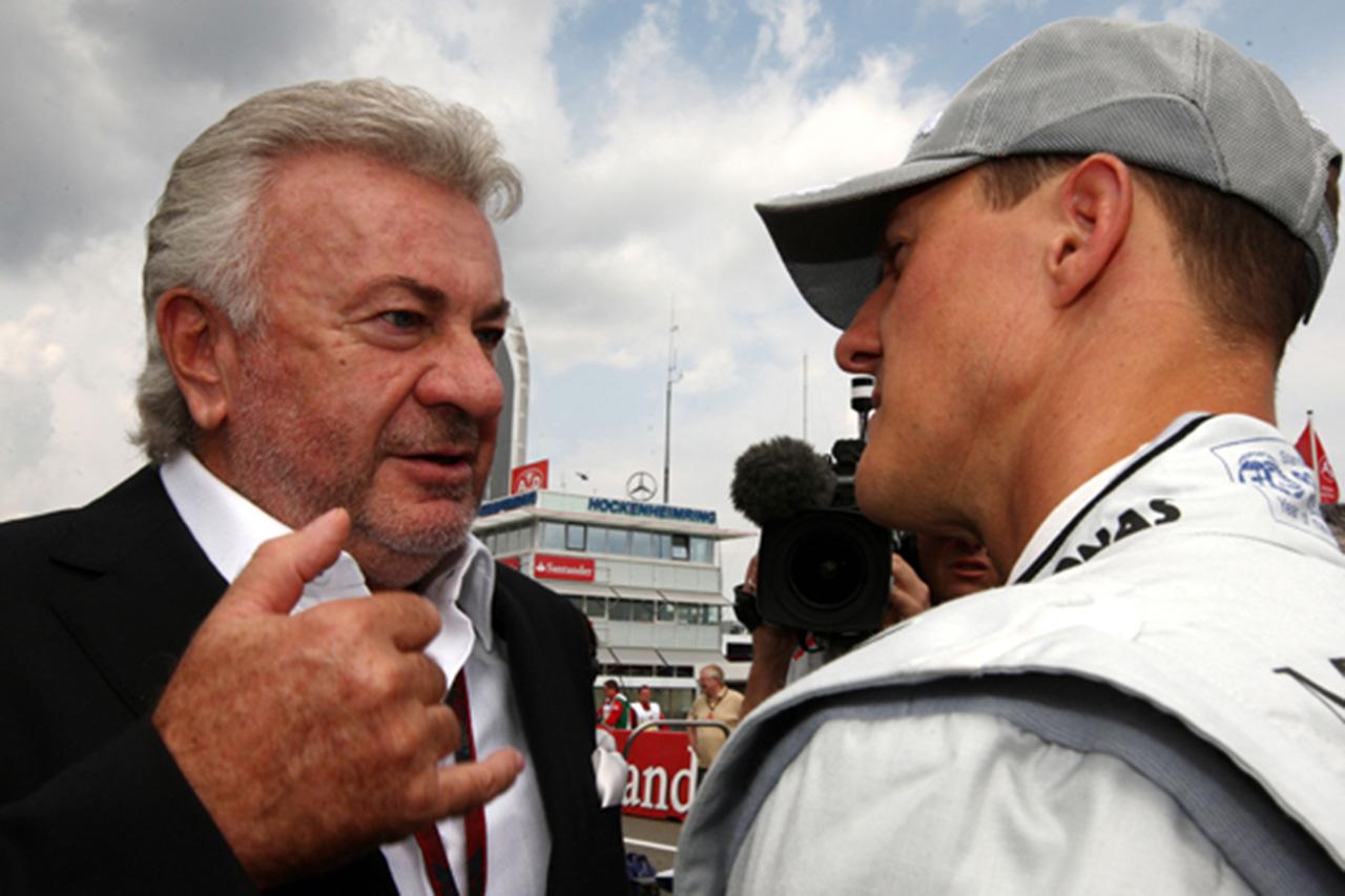 ミハエル・シューマッハのF1復帰は「彼ができた最も愚かな決断」