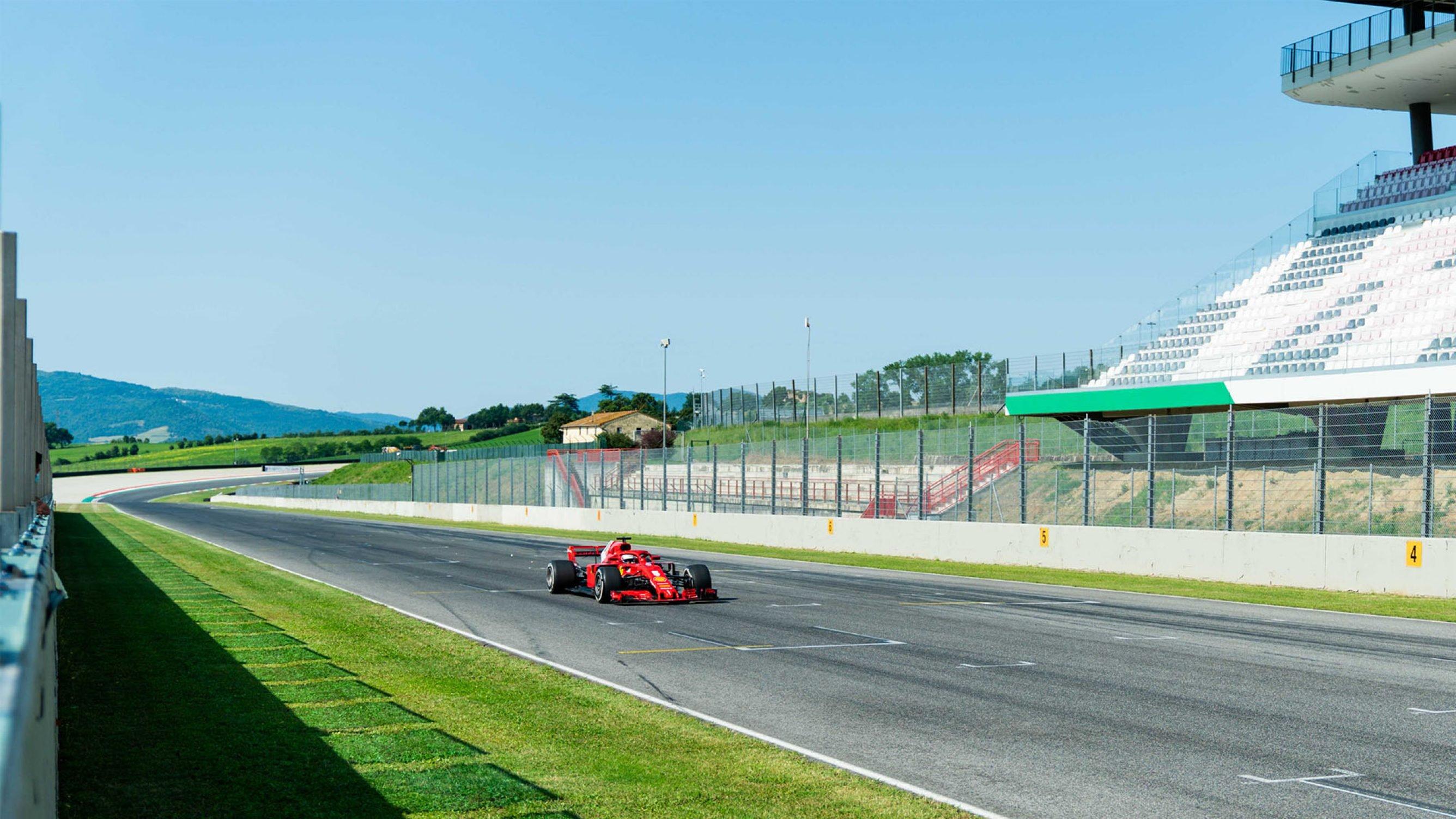 フェラーリF1 ムジェロテスト ⑩ (2020年6月23日)