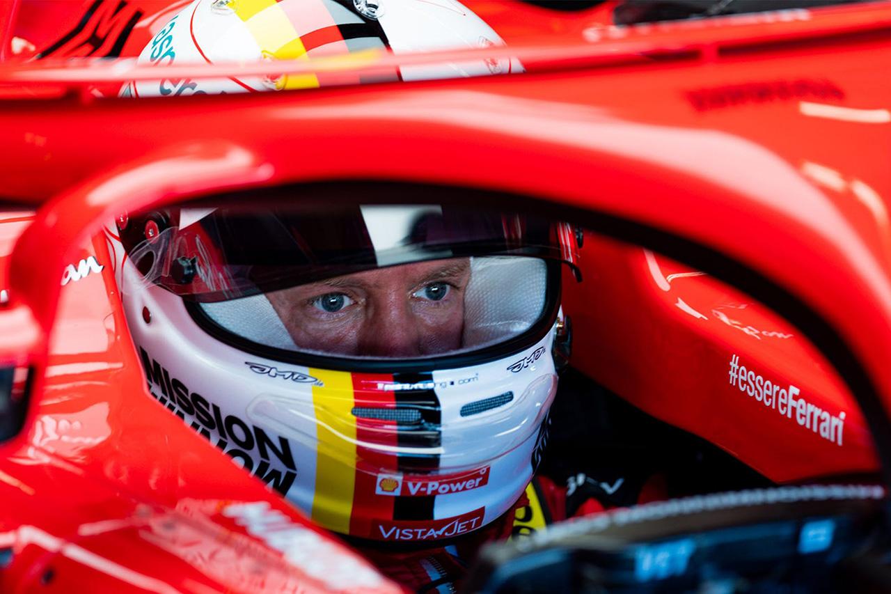 フェラーリF1 ムジェロテスト:セバスチャン・ベッテル