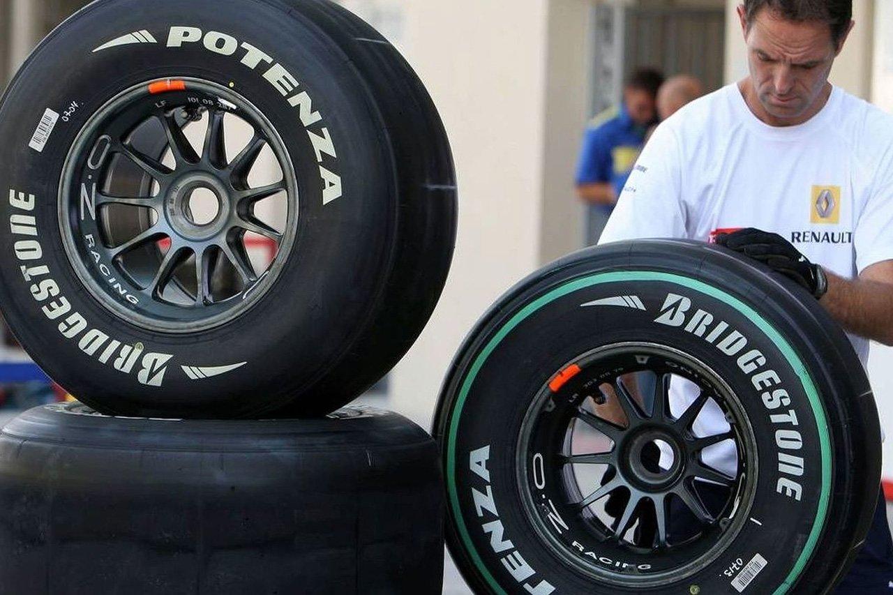 ブリヂストン:F1シンガポールGP プレビュー