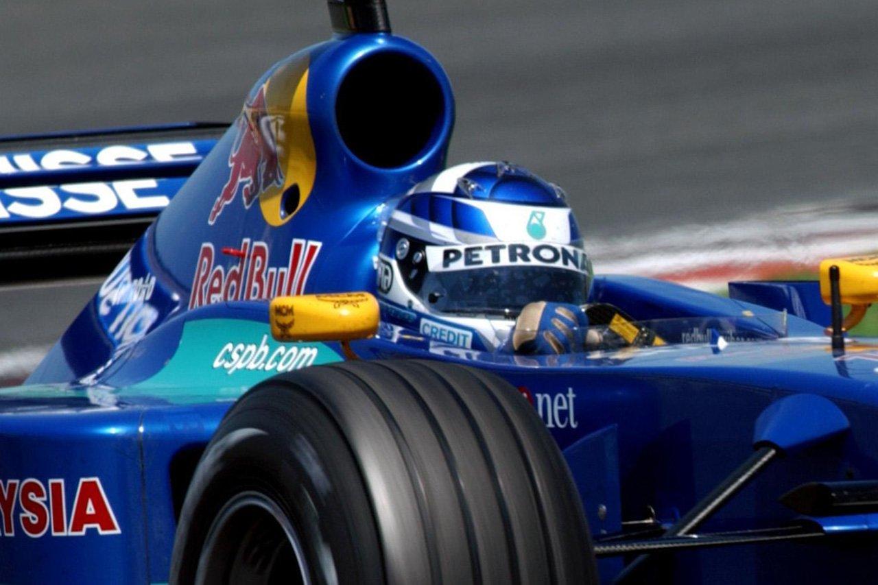 ミハエル・シューマッハ、2000年にライコネンとの契約をザウバーに助言 / F1回顧録